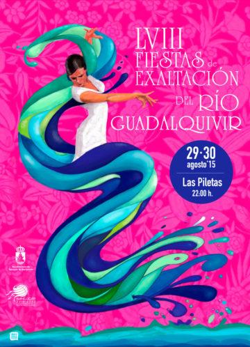 Cartel Exaltación Río Guadalquivir 2015